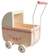 Toddler Maileg Wooden Pram Toy