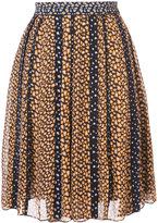 Proenza Schouler flared midi skirt - women - Silk - 0