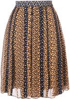 Proenza Schouler flared midi skirt