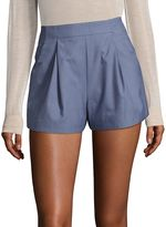 C/Meo Women's Take Me Over Chambray Shorts