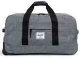 Herschel Wheelie Outfitter 24-Inch Duffel Bag - Grey