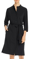 Lysse Tilden Dolman-Sleeve Shirt Dress
