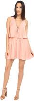 The Jetset Diaries Lotus Mini Dress
