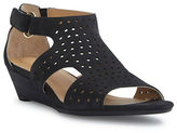 Me Too Sydnee Wedge Leather Sandals