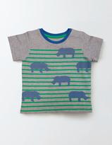 Boden Summer Stripy T-shirt
