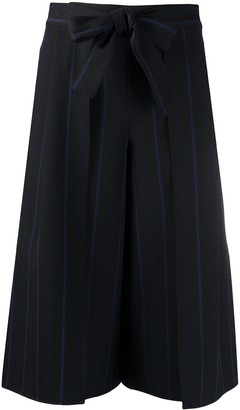 See by Chloe Belted Cropped Trousers