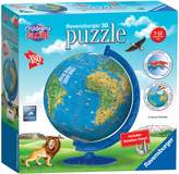 Ravensburger Children`s World Globe 180 Piece 3D Puzzle