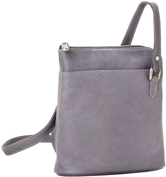 Le Donne Leather L-Zip Crossbody