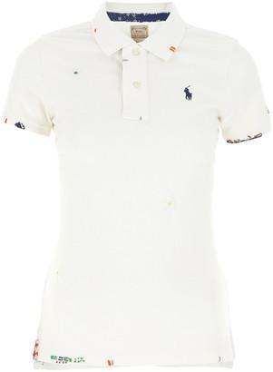 Polo Ralph Lauren Logo Piquet Polo Shirt