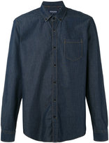 Woolrich chambray denim shirt - men - Cotton - L
