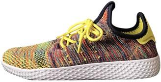 Adidas X Pharrell Williams Multicolour Cloth Trainers