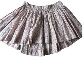 Et Vous Multicolour Cotton Skirt for Women