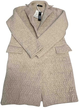 Max & Co. Beige Cashmere Coat for Women