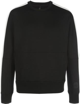 Neil Barrett Side Panel Sweatshirt