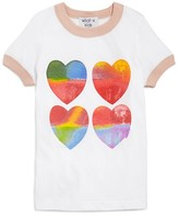 Wildfox Couture Girls' Heart Graphic Tee - Sizes 7-14