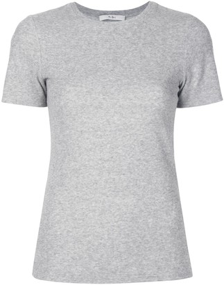 Tibi Terry stretch fit T-shirt