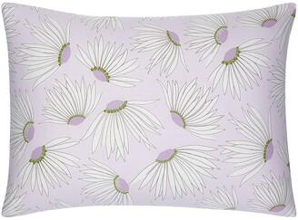Kate Spade Falling Flowers Comforter Set - Twin Xl - Candy Tuft