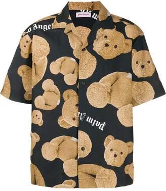 Palm Angels teddybear print shirt
