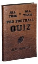 Graphic Image Pro Football Quiz Book