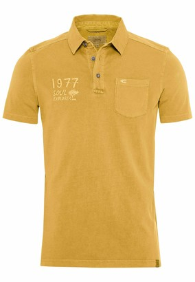 Camel Active Men's Polo Halbarm Shirt