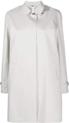 Fay button-up raincoat