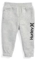 Hurley Core Jogger Pants (Baby Boys)