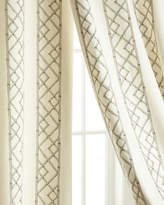 "Legacy Two 96""L Lattice Curtains"
