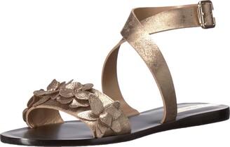 Kaanas Women's Maragogi Flower Cutwork Sandal