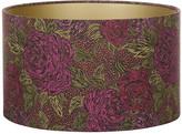 Liberty of London Designs Jubilee Lamp Shade - Kate Ada Garnet Ceiling - 35x21cm