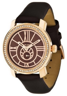 Pierre Cardin Aventure Madame Small Second PC102472F02 Ladies Watch