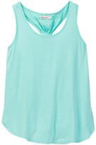 Ella Moss Robin Knit Lace Tank (Big Girls)