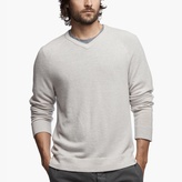 James Perse Cashmere Raglan V-Neck