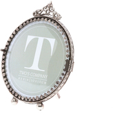 Twos Company Two's Company Antiqued Curved Frame