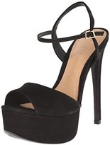 Schutz Women's Rebecca Platform Dress Sandal