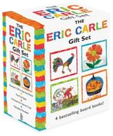 Eric Carle The 4 Bestselling Board Books Gift Set