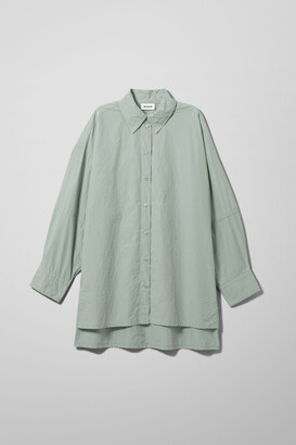 Weekday Journey Shirt - Turquoise