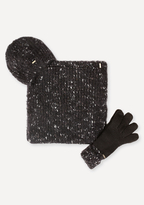 Bebe Hat, Gloves & Scarf Set