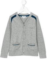 Boss Kids - buttoned cardigan - kids - Cotton - 4 yrs