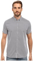Ted Baker Teeger Short Sleeve Diamond Print Shirt