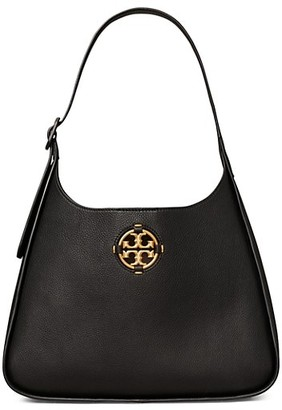 Tory Burch Miller Leather Hobo Bag