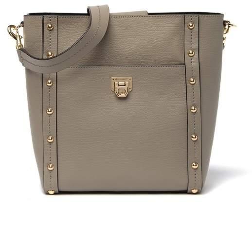 9c49626385be Madison Large Leather Hobo Shoulder Bag