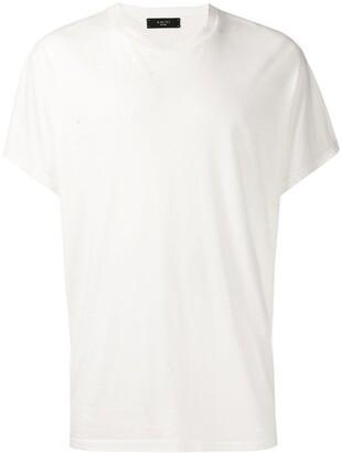 Amiri crew neck T-shirt