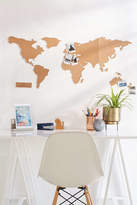 Urban Outfitters Cork Board World Map