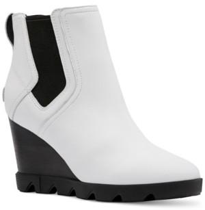 Sorel Women's Joan Uptown Chelsea Lug Sole Booties Women's Shoes