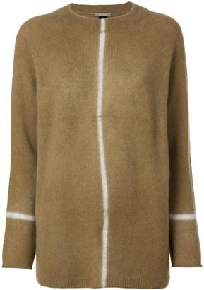 Suzusan Long Knit Sweater