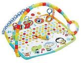 Fisher-Price ; Baby Animal/Geometric Print Activity Gym - Multicolored