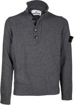 Stone Island Wool Sweater