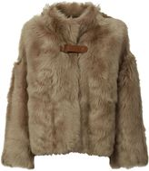 Agnona Shearling Jacket