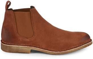 Kenneth Cole New York Distressed Suede Chelsea Boots