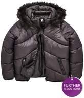 Very Girls Padded Coat